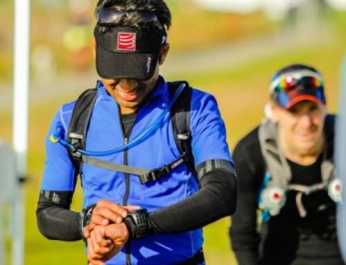 Ultraløbet Molsruten(58KM Ultra-marathon)