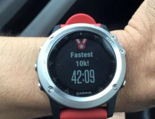 New 10K, 5K, 3K & 12 min PRs :)