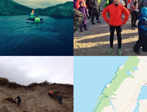 Thy Trail Marathon 2016